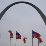 The Arch - Beautiful during Marine Week.