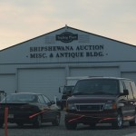 The Shipshewana Auction Bldg.