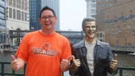 The Fonz in Milwaukee, WI