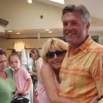 Lori Conrad and Victoria