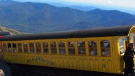 The Cog Railway and Mt. Washington - New Hampshire