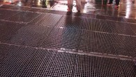 Max Neuhaus's Times Square Art Installation
