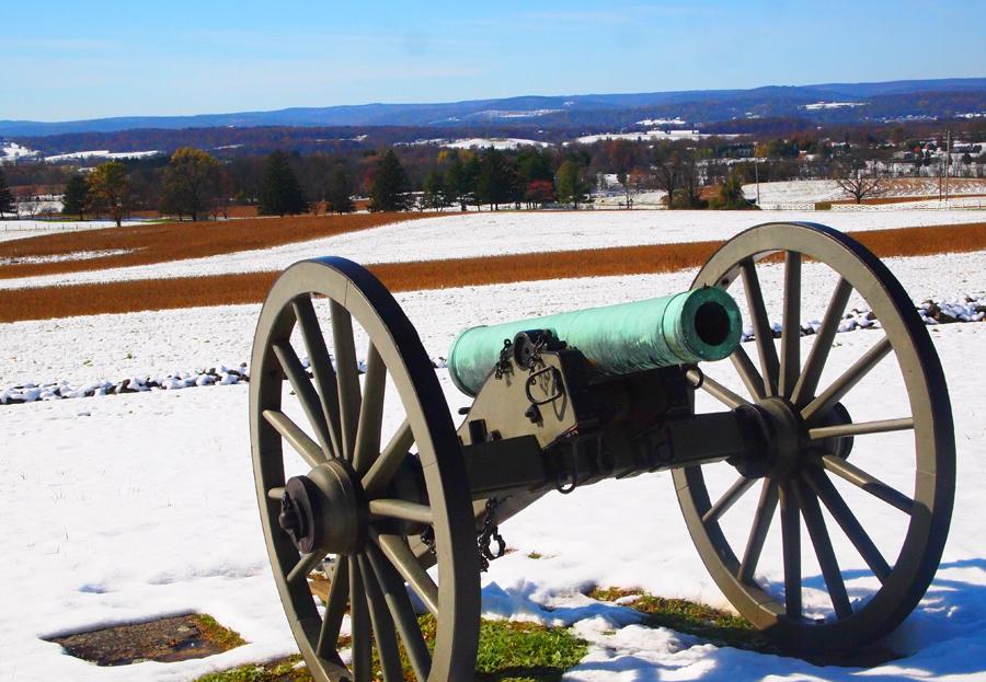 Antietam Battlefield Ghosts Ghosts of The Battlefield