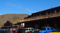 The Superstition Mountains - Tortilla Flats, AZ