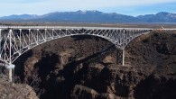 Rio Grande Gorge Bridge - NM