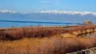 The Great Salt Lake - Utah